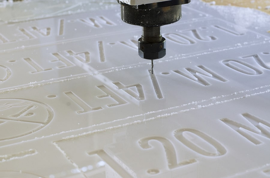 CNC Routed in Ballina