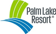 Palm Lake Resort Client Logo Site Signage