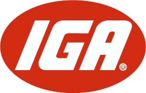 IGA Client Logo