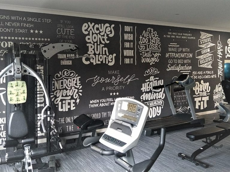 Wall Graphics That Stand Out in Byron Bay