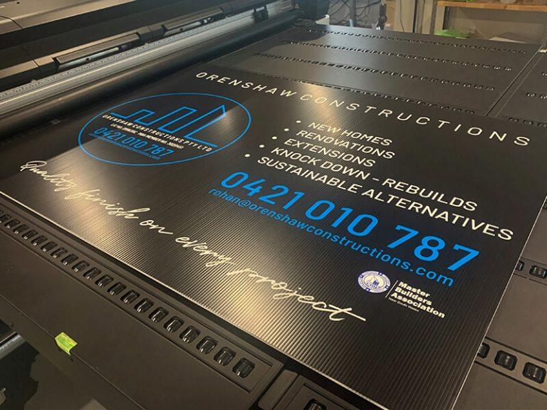 Printed Aluminum Composite Panels